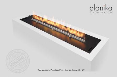 Биокамин купить в Харькове - Planika Fire Line Automatic XT