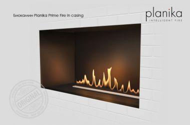 Биокамин Planika Prime Fire in casing