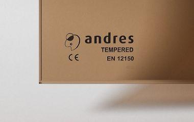 Двери для бани Andres