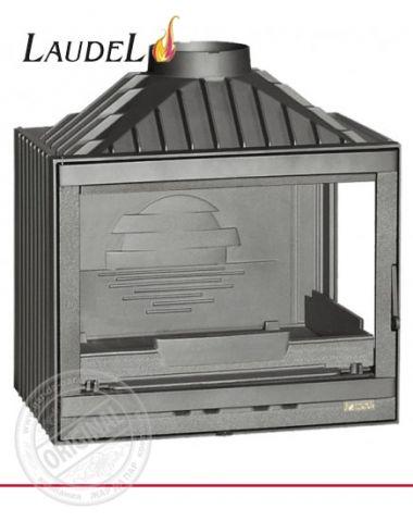 Каминная топка Laudel 700 Compact правосторонняя