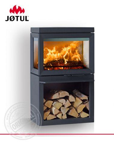 Печь-камин Jotul F 520 BP