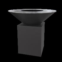Дизайнерский мангал AHOS Original black