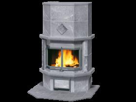 Теплоаккумулирующая печь-камин TU1237/51