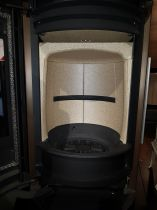 Печь каминная Scan 83-2 GWH