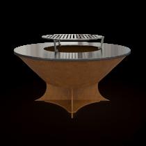 Дизайнерский мангал AHOS Olympic low rust