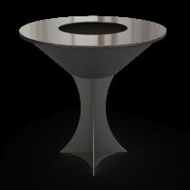 Дизайнерский мангал AHOS Olympic 1000 black