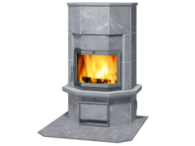Теплоаккумулирующая печь-камин TU1030/5D