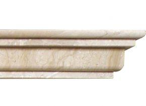 Балка каминная Браво - мрамор