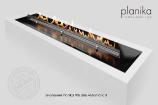 Биокамин Planika Fire Line Automatic 3