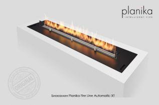 Биокамин встраиваемый Planika Fire Line Automatic XT