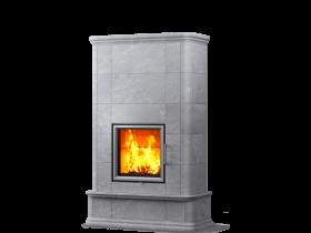 Теплоаккумулирующая печь-камин AKKO