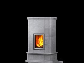 Теплоаккумулирующая печь-камин OTRA
