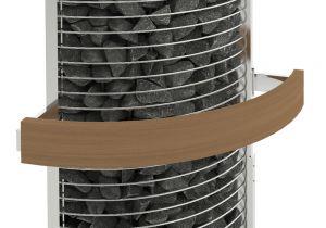 Ограждение для TOWER WALL радиусное, канадский кедр
