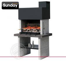 Печь барбекю Sunday Grill Toronto