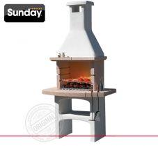 Печь барбекю Sunday Grill Touareg