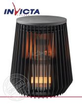 Печь-камин Invicta Ilot антрацит