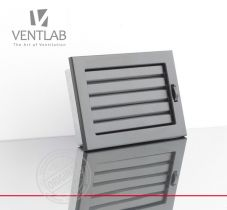 Решетка для камина Ventlab с регулировкой в разных размерах и цветах
