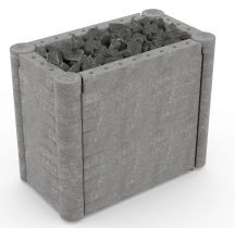 Каменка электрическая Sawo SUPER NIMBUS V12  NIM-240N-V12(талькохлорит)