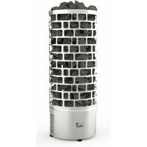 Каменка электрическая Sawo  ARIES TOWER ROUND ARI3-45NS