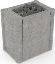 Каменка электрическая Sawo NIMBUS COMBI NIMC-90NS (талькохлорит)