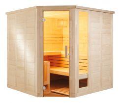 Сборная сауна Sentiotec Komfort Corner