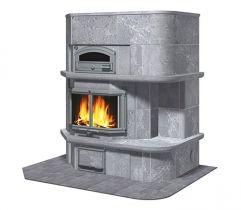 Печь-камин с духовкой TLU3233/91L
