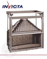 Топка каминная Invicta 1100 Grande Vision Relevable