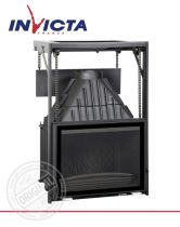 Топка каминная Invicta 700 Grande Angle Relevable