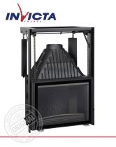Топка каминная Invicta 800 Grande Angle Relevable