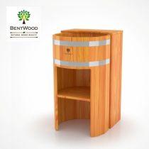 Умывальник-стойка Bentwood из лиственницы