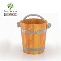 Ведро для бани Bentwood из лиственницы, 15 л