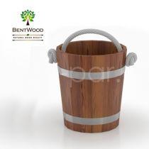 Ведро для бани Bentwood из лиственницы мореной, 15 л